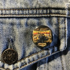 BOLT THROWER button Realm Of Chaos 25mm 1inch