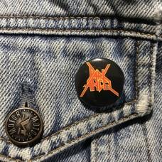 DARK ANGEL button 25mm 1inch