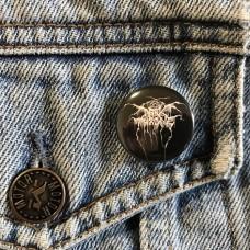DARKTHRONE button 25mm 1inch