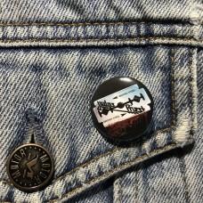 JUDAS PRIEST button 25mm 1inch