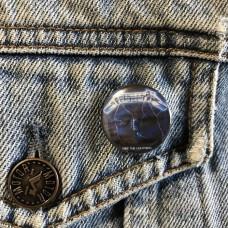 METALLICA button Ride The Lightning 25mm 1inch
