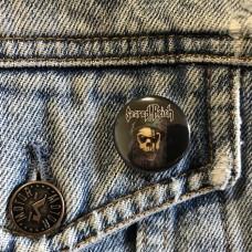 SACRED REICH button 25mm 1inch