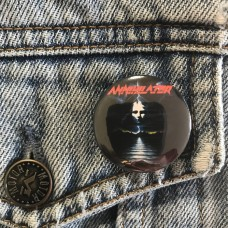 ANNIHILATOR button Never Neverland 32mm 1.25inch
