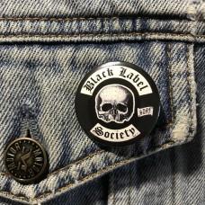 BLACK LABEL SOCIETY button bls 32mm 1.25inch