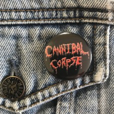 CANNIBAL CORPSE button 32mm 1.25inch