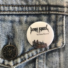 DEATH ANGEL button The Ultra-Violence 32mm 1.25inch