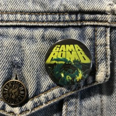 GAMA BOMB button 32mm 1.25inch