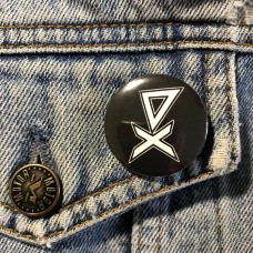 LOST SOCIETY button 32mm 1.25inch