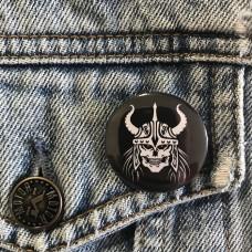 MANILLA ROAD button 32mm 1.25inch