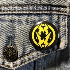 MUNICIPAL WASTE button 32mm 1.25inch