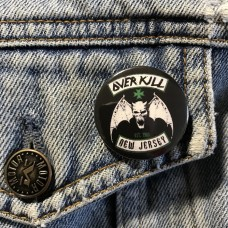 OVERKILL button 32mm 1.25inch