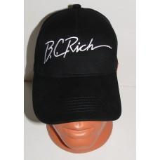 B. C. Rich baseball cap hat