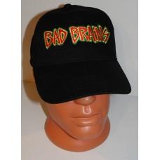 BAD BRAINS baseball cap hat