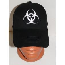 BIOHAZARD baseball cap hat