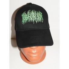 BLOOD INCANTATION baseball cap hat
