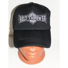 BOLT THROWER trucker baseball cap hat