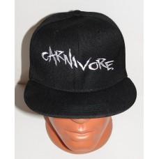 CARNIVORE snapback hat baseball cap