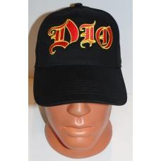 DIO baseball cap hat