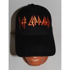 DEF LEPPARD baseball cap hat
