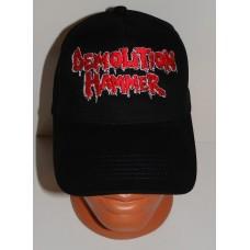 DEMOLITION HAMMER baseball cap hat