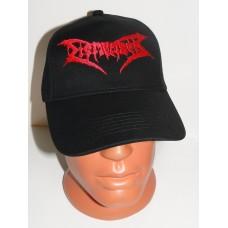 DISMEMBER baseball cap hat