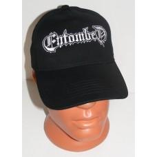 ENTOMBED baseball cap hat