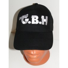G.B.H. CHARGED GBH baseball cap hat