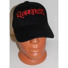GOREFEST baseball cap hat