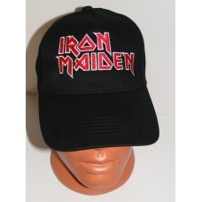 IRON MAIDEN baseball cap hat