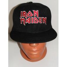 IRON MAIDEN snapback hat baseball cap
