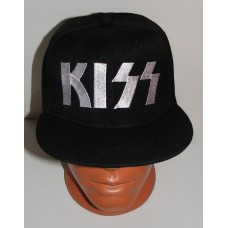 KISS snapback baseball cap hat embroidered logo