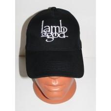 LAMB OF GOD baseball cap hat