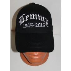 LEMMY baseball cap hat Motorhead