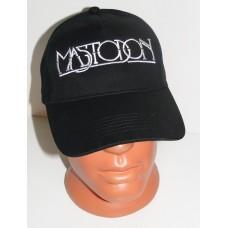 MASTODON baseball cap hat