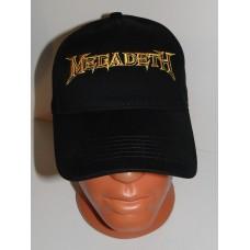 MEGADETH baseball cap hat