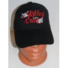 MOTLEY CRUE baseball cap hat