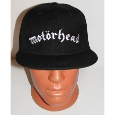 MOTORHEAD snapback baseball cap hat embroidered logo