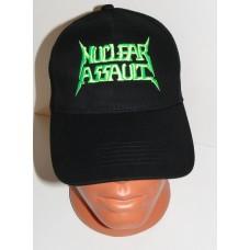 NUCLEAR ASSAULT baseball cap hat