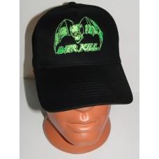 OVERKILL baseball cap hat