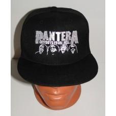 PANTERA snapback baseball cap hat embroidered logo