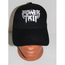 POWER TRIP baseball cap hat