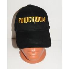 POWERWOLF baseball cap hat embroidered logo