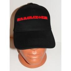 RAMMSTEIN baseball cap hat embroidered logo