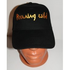 RUNNING WILD baseball cap hat