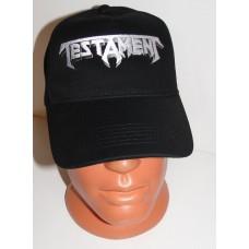 TESTAMENT baseball cap hat