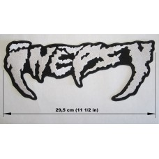 INEPSY back patch embroidered logo