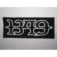 1349 patch embroidered