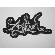 AGALLOCH patch embroidered