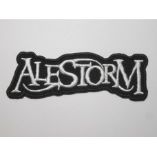 ALESTORM patch embroidered
