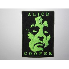ALICE COOPER patch embroidered